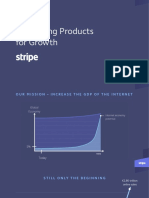 Stripe Event_ Optimising Products for Growth
