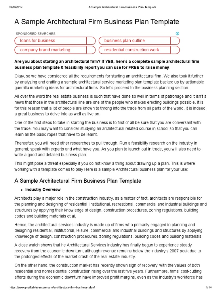 Independent artists small business plan