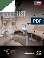 Lista precios victaulic