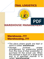 Session Warehouse Mgtt