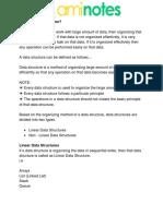 Data Structure-Module 1.pdf