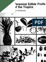 pERENNIAL EDIBLE FRUITS OF THE TROPICS