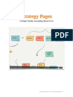 2.Strategy Pages Exercise PDF