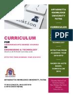 New Curriculum Engineering Technology