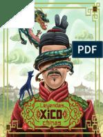 Leyendas Xico Chinas