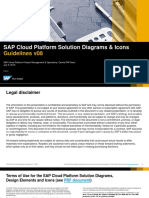 SAP Cloud Platform Official Solution Diagrams and Icons v08
