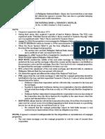 PNB v. Reyes Real Estate Mortgage