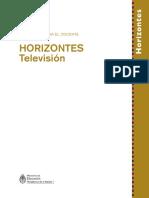 Horizontes serie pedagogía television