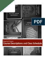 Dream Curriculum Document Updated2