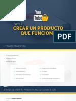 3. Crear Un Producto Que Funcione