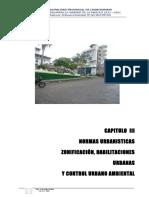 9 Reglamento - Normas Urbanisticas La Merced