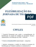 Flexibilização Da Jornada Experiência UFSC