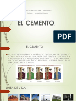 EL CEMENTO Vera.pptx