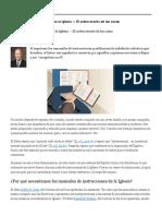 Los Manuales de Instrucciones La Iglesia — El Orden Escrito de Las Cosas _ Discursos SUD