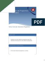12 Ciclo de Vida de Los Programas