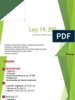 Administracion de Recursos en Obra LEY 19.300