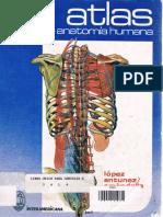 atlas de anatomia humana colombia 2019