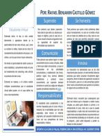 Articulo - Los Cinco Mandamientos Del Estudiante Virtual