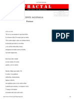Luis Vicente Aguinaga-Poemas