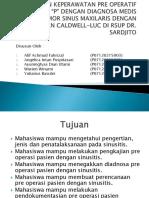 Tumor Sinus Maxilaris
