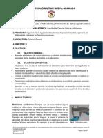 Práctica No 2 Medidas en El Laboratorio y Tratamiento de Datos Experimentales