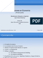 [SIM] Simulacion en Economia - Master-ETSE-UAB