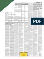 Edictos y Clasificados - 1º  de septiembre de 2019