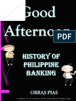 History of Philippine Banking