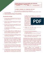 guía de analisis 8º