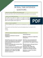 selenium interview questions (Autosaved)-1.docx