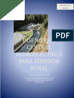Pico Central Hidroelectrica Para Vivienda Rural