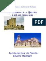 Livro Da Familia Silveira Machado