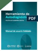 Herramienta Autodiagnóstico