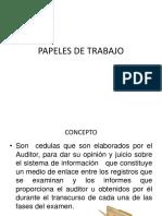 PAPELES DE W.ppt