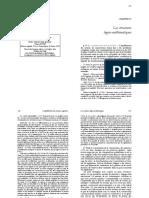 L'Équilibration Des Structures Cognitives - Chap 4 - PIAGET