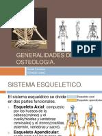 Estudio Principal de Osteología Aplicada
