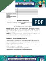 Formato Entrega Sena
