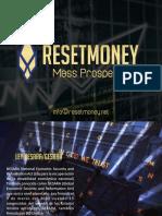 Presentación Reset Money Español