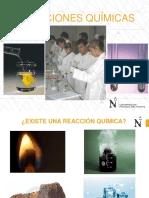 S-7 Reacciones Químicas