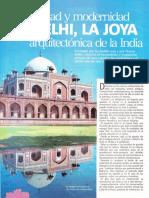 Delhi, La Joya de La India