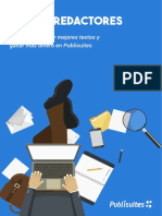 Guía para redactores