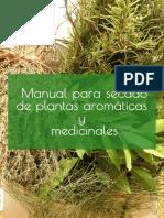 2A MANUAL secado Plantas aromaticas medicinales.pdf