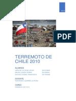 Sismo de Chile 2010