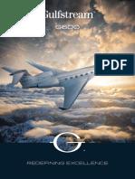 G600 Brochure