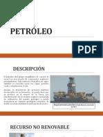 Pre Recursos Naturales Petroleo