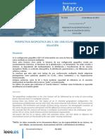 2015 Geopolitica SigloXXI Fco.bisbal