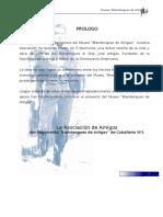 Fasiculo 1-Libro Museo Artigas