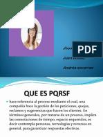 EXPOSICION PQRSF