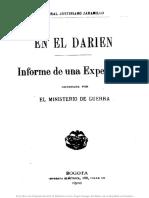 En el Darién. Informe de una expedición