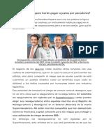 ASSEGURADORAS CAUTIVAS